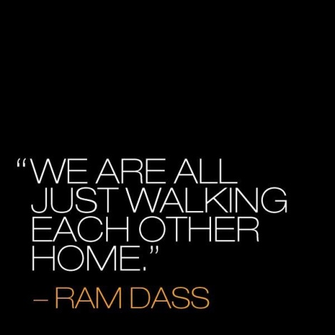 Ram Dass Quotes Classy Ram Dass Quote The Warming Tree